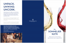 Holland America's Sommelier Suite Wine Packages