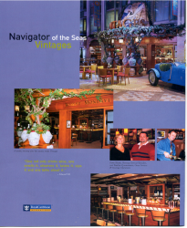 Royal Caribbean Vintages Wine Bar