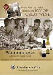 WoodBridge Table Tents